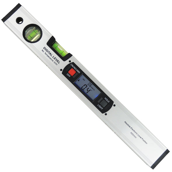 G0182105-JY4 Digital Level Inclinometer Angle Finder Spirit Level 360° with Magnets