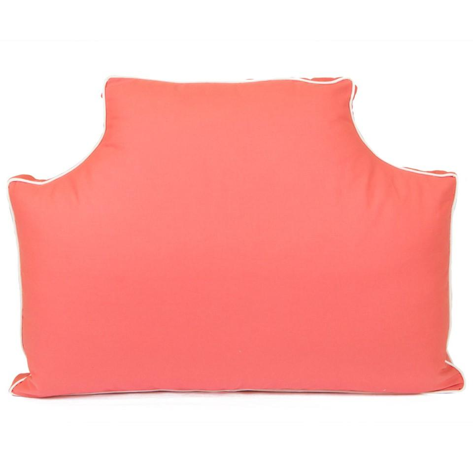 The Headboard Pillow® - Coral Shop All,The Headboard Pillow,Bedding Collections LeighDeux Twin XL