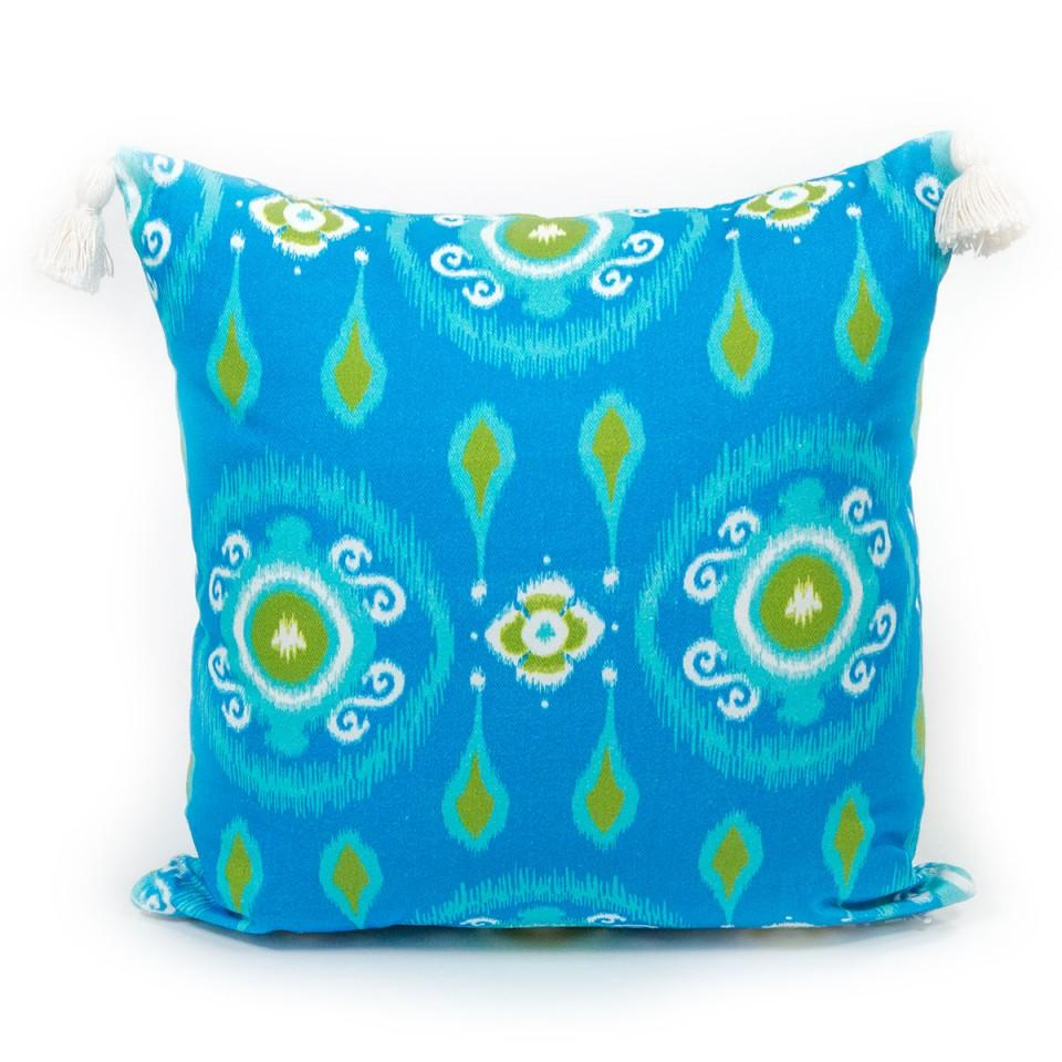 Throw Pillow - LeighDeux Pool Shop All,Last Call SALE,Bedding Collections Springs