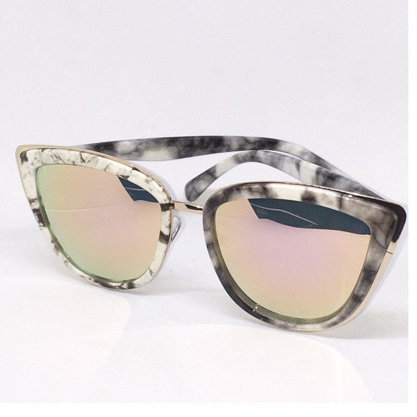 Marble Sunglasses - ShopFAH Boutique