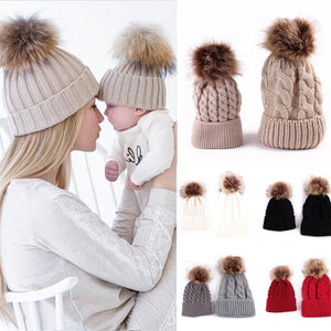 Mum & Baby Matching Hats - The Cutest Little Things