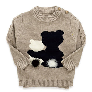 Friends Forever Long Sleeve Sweater - The Cutest Little Things