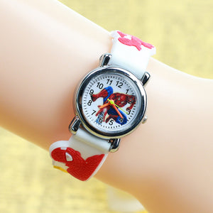 Waterproof Spiderman Children's Watch - The Cutest Little Things