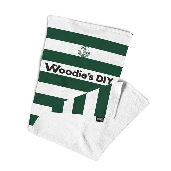 Official Shamrock Rovers '06 Home Towel