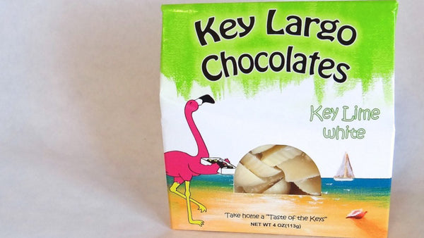 Key Lime White Chocolate Shells 3 boxes/order