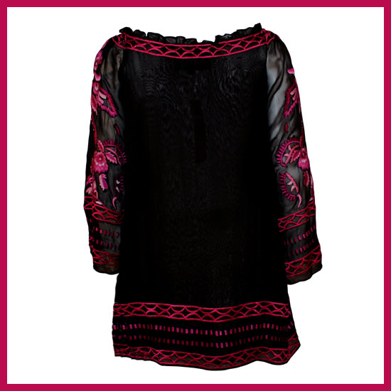Vintage Collection Rose Tunic