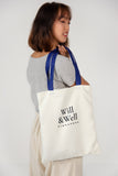 Will & Well Tote Bag