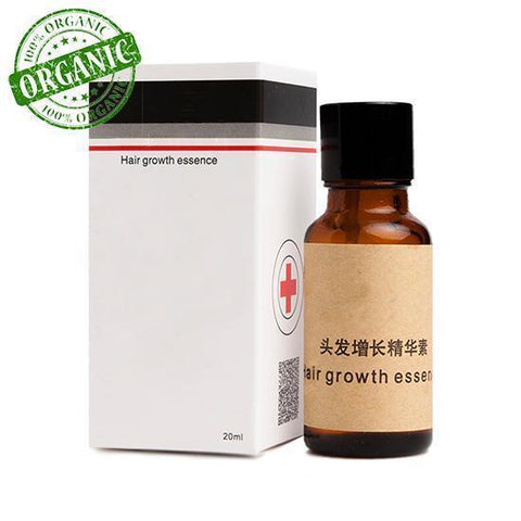 Organic Hair Growth Essence × 2 Pcs