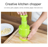 Creative kitchen chopper