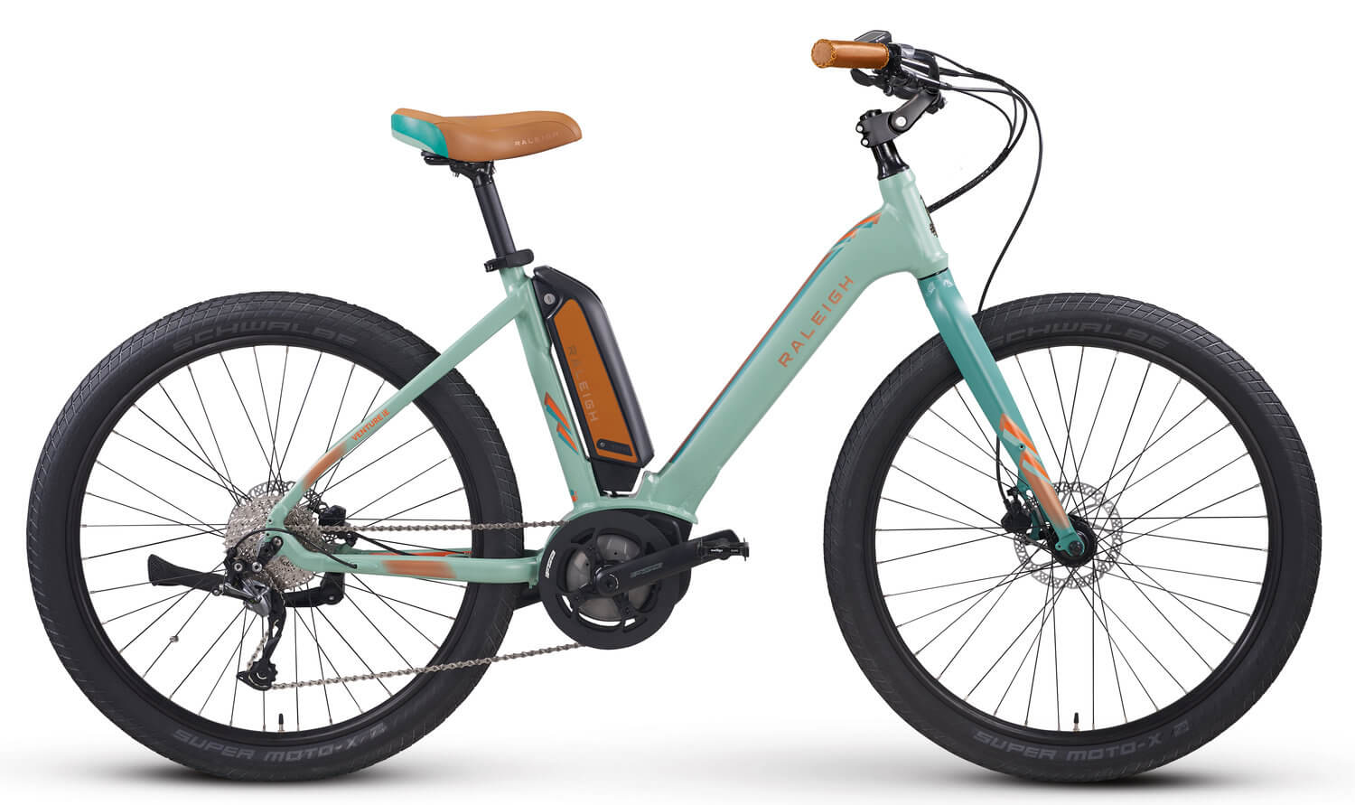 Raleigh+VENTURE IE STEP THRU - Electric Bikes