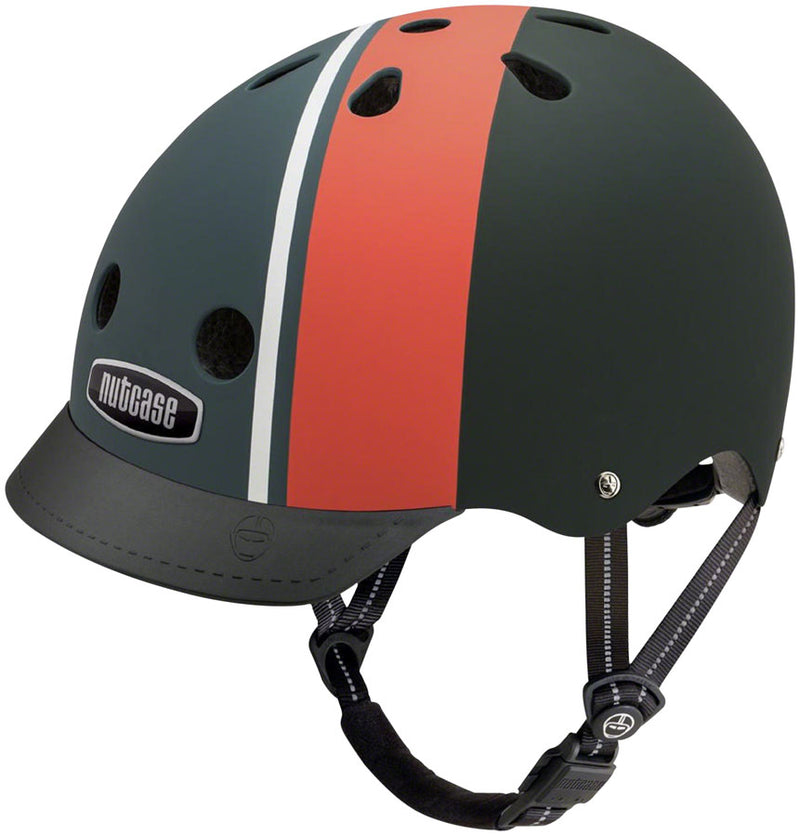 Street Helmet: Element Stripe Matte
