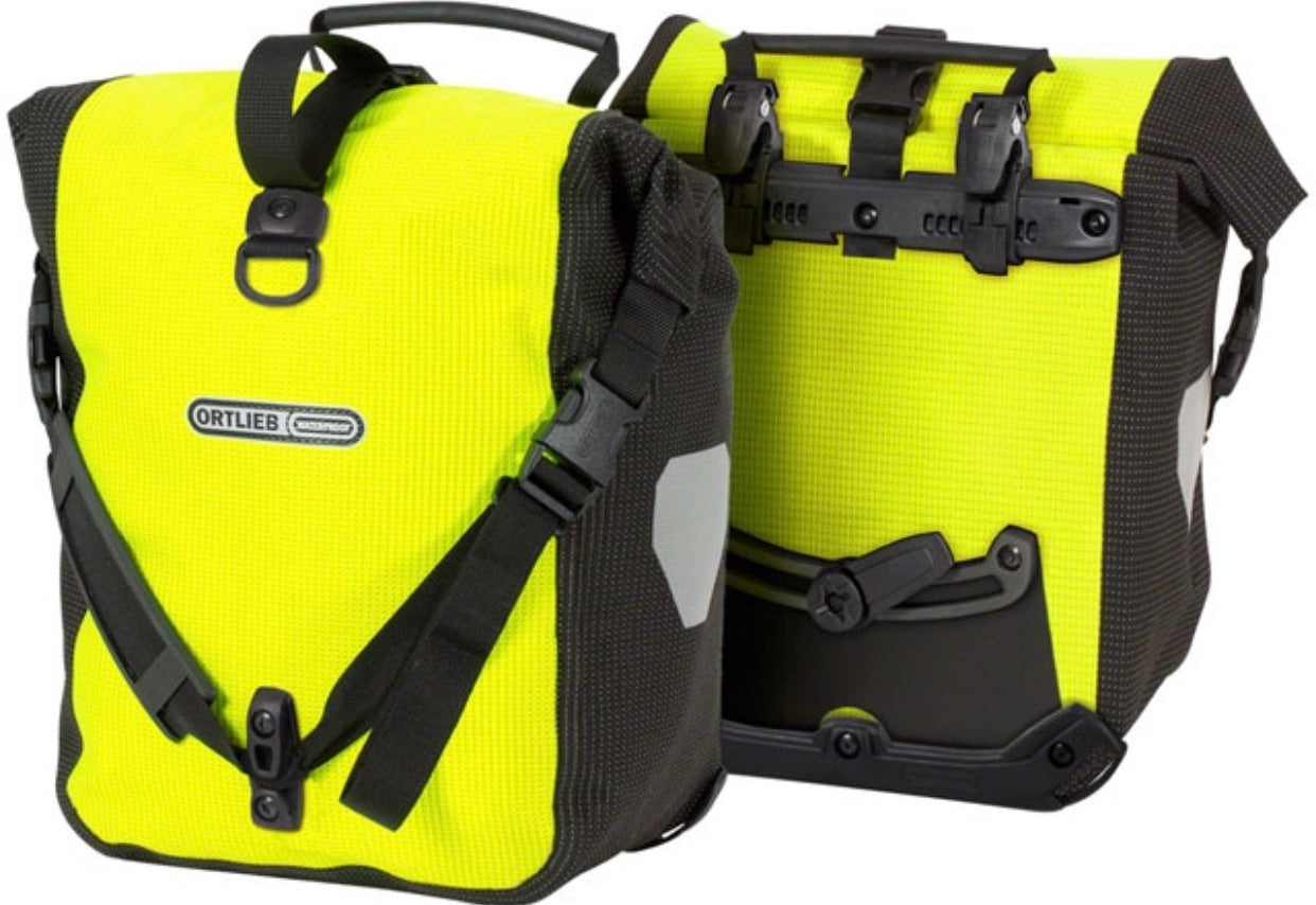 Ortlieb Sport-Roller High Visibility Pannier
