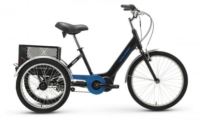 Raleigh+TRISTAR IE E-TRIKE - Electric Bikes