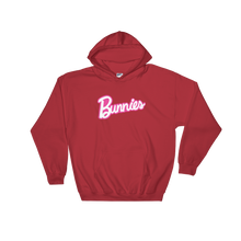 Bunnies Hooded Sweatshirt (Pink Text)