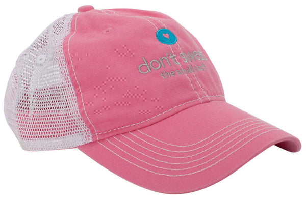 Don't Sweat Ladies Twill & Mesh Cap by Ahead