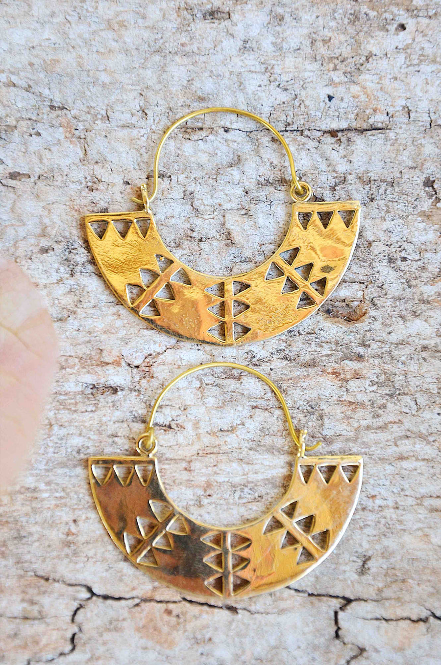 Brass Marai ✧ Earrings