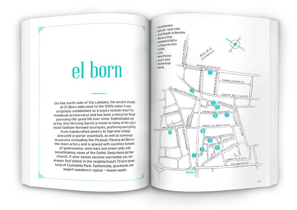 The HUNT Barcelona Guide