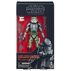 Star Wars: The Black Series Clone Commander Gree (The Clone Wars) BY HASBRO