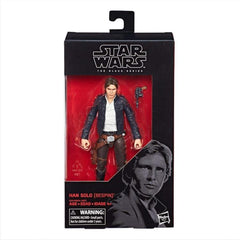 "Star Wars: The Black Series 6"" Han Solo (Empire Strikes Back)"