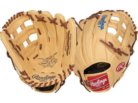 "Rawlings Select Pro Lite 11.5"" Fielding Glove"