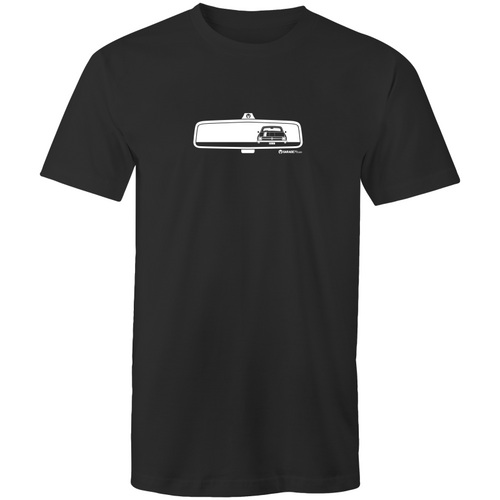 HK Holden Rearview - Mens T-Shirt (Print on Demand)
