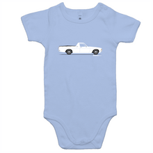 Mini Gavan's Ute - Baby Onesie Romper (Print on Demand)
