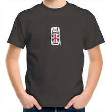 Mini in Colour -  Kids Youth Crew T-Shirt (Print on Demand)