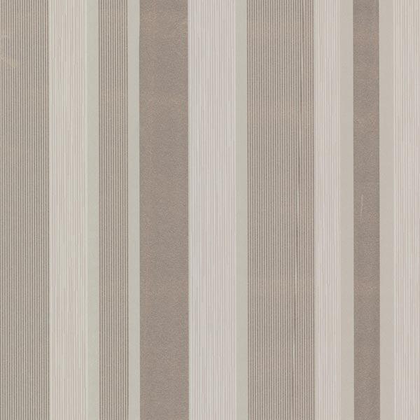 Amira Stripe Grey Horizontal Multi Stripe Wallpaper