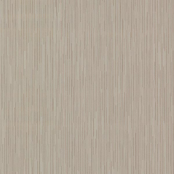 Aeneas Stripe Silver Textured Pinstripe Wallpaper