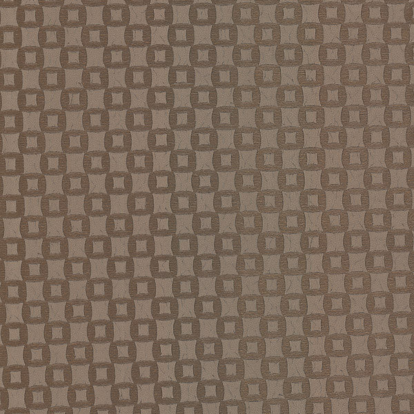 Sablon Copper Crepe Block Wallpaper