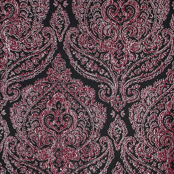 Jamilah Pink Damask Wallpaper