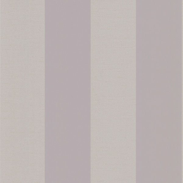 Purcell Grey Stripe Wallpaper