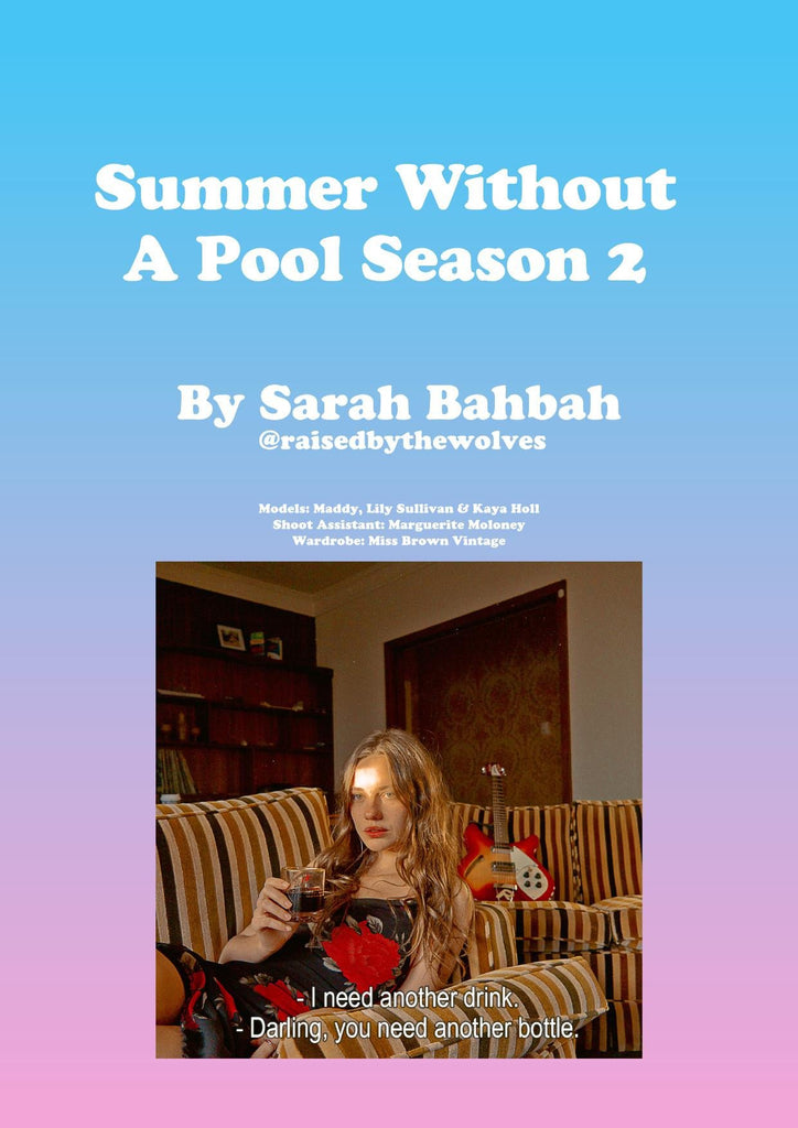 Summer Without A Pool 2