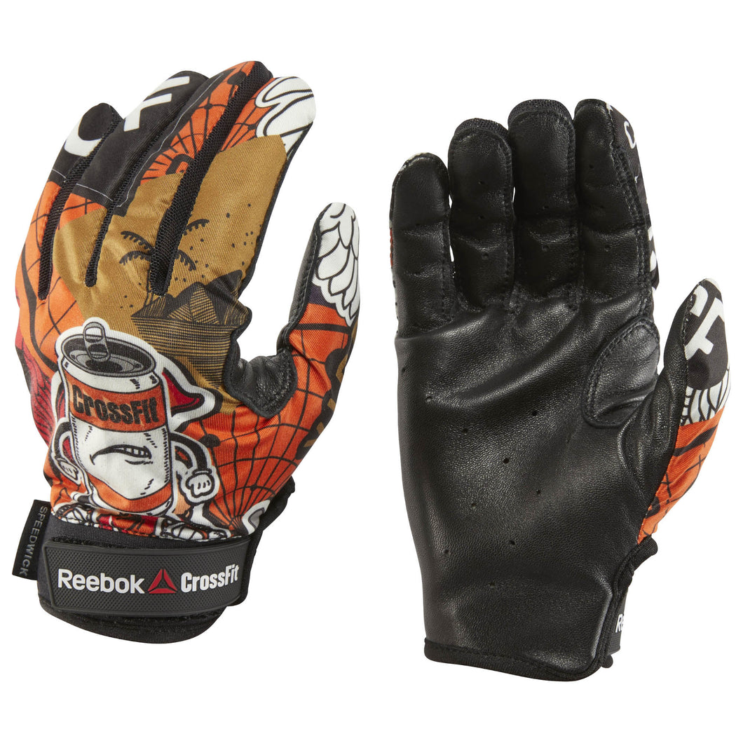Reebok CrossFit Graphic Gloves