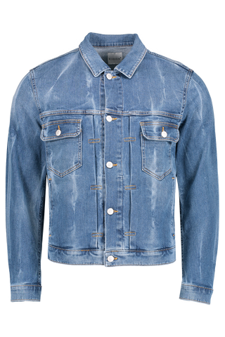 Front Image Denim Jacket