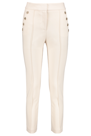 Veronica Beard Full Length Front Image Friedman Pant