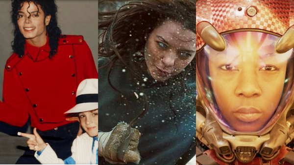 Leaving Neverland on HBO, Hanna on Amazon Prime, and Love, Death + Robots on Netflix