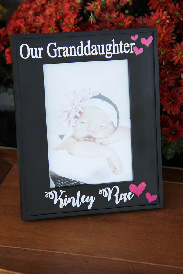 Granddaughter Picture Frame
