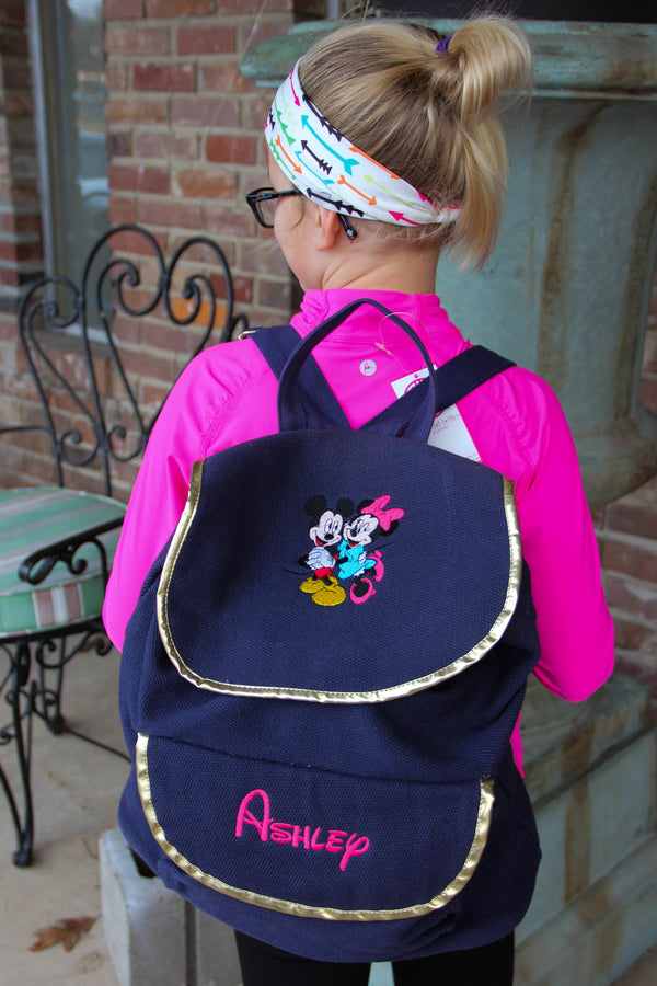 Disney Inspired Backpack