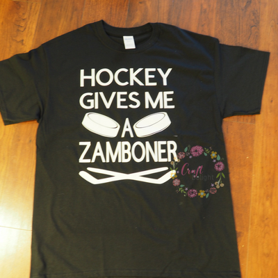 Hockey gives me a Zamboner