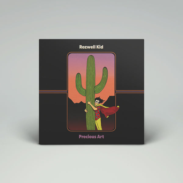 Rozwell Kid - Precious Art | Smartpunk Exclusive