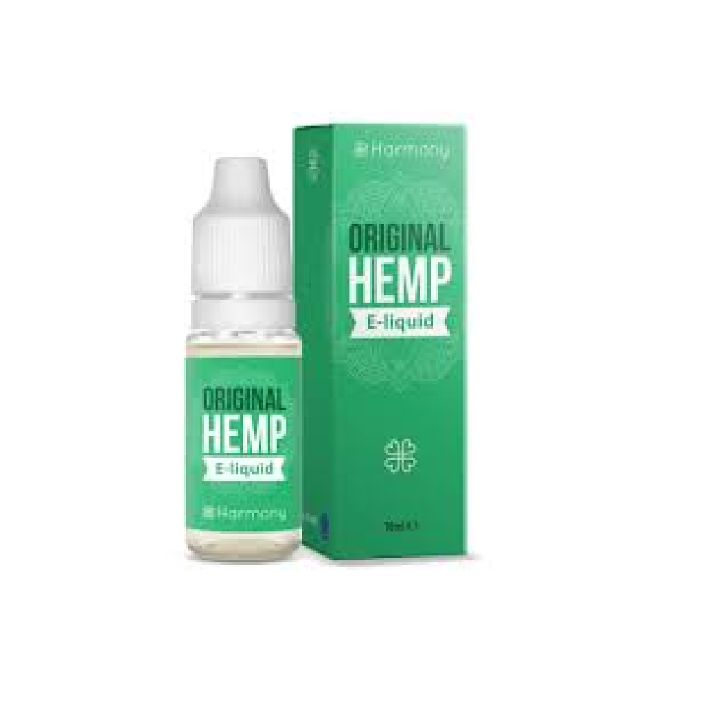 Harmony Original Hemp High Vaping