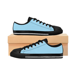 Baby Blue Women's Sneakers