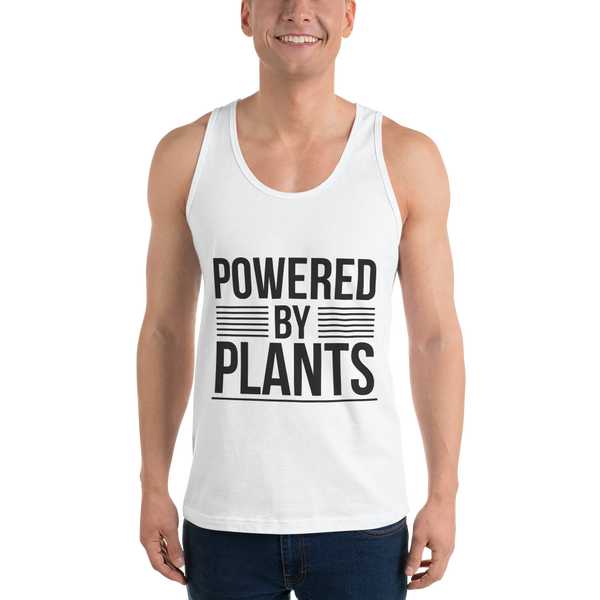 Powered By Plants Mens Classic Tank