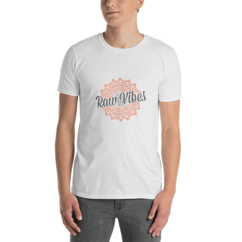 Mens Raw Vibes T-shirt