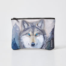 Into The Wild Pouch - Wolf