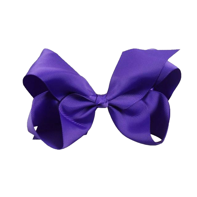 Grosgrain Ribbon Hair Bow Extra Large