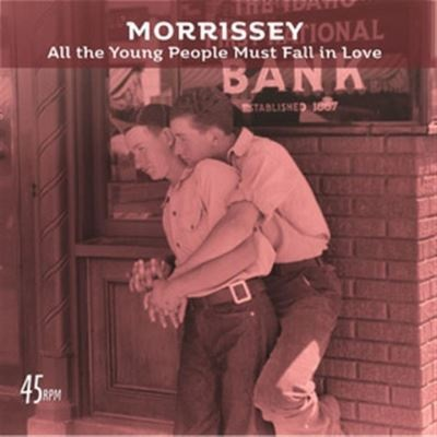 "Morrissey - All The Young People.. (7"" Single)"
