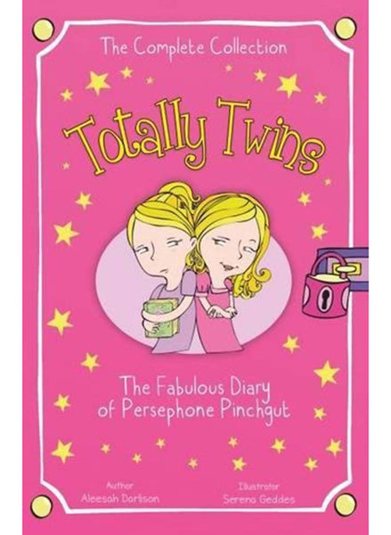 Totally Twins - The Complete Collection: 4 Book Set