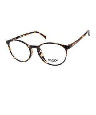 Cardon Black Green Round Full Rim EyeFrame